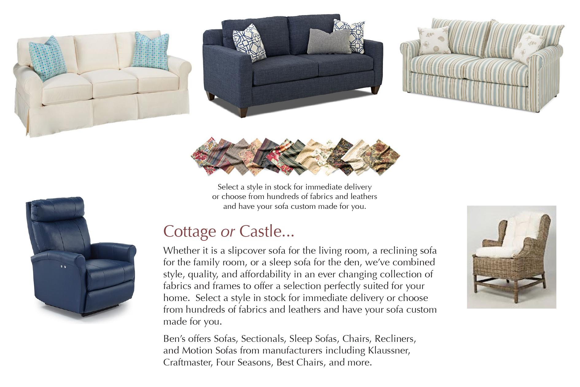 Living Room Bens Furniture